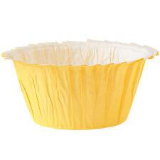 Yellow Ruffle Baking Cups 24 ct from WIlton 1393