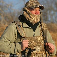 Avery Greenhead Gear GHG Warmer Soft Fleece Neck Hat Gaiter Killer Weed KW Camo