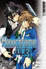 Monochrome Factor Volume 1 Monochrome Factor Tokyopop v. 1