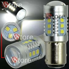 2X LÁMPARA LED Stop Luces Frenos BAY15D 1157 P21/5W HID 15SMD 2835 CAN-BUS