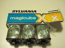 Sylvania magicube originale in scatola da 3 pezzi - Nuovo