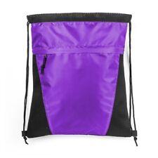 U-TURN AIR MESH SPORT PACK - Draw String Backpack - Purple