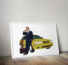 Better Call Saul, Breaking Bad, poster, print, gifts, wall art, home decor