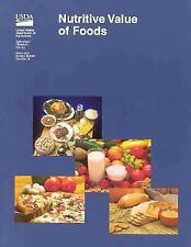 Nutritive Value of Foods (Home and garden bulletin)-ExLibrary