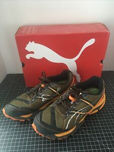 mens puma running shoes size 12