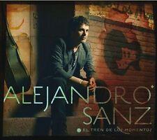 El Tren de los Momentos by Alejandro Sanz (CD, Nov-2...