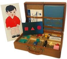 1960 LM HOUGHTON MIFFLIN Stanford-Binet Child Intelligence Test IQ Complete Case
