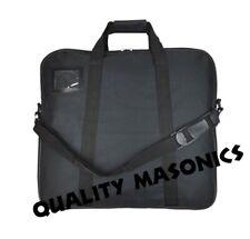 More details for superior quality  mm/wm regalia soft case / apron holder shoulder bag-cordura