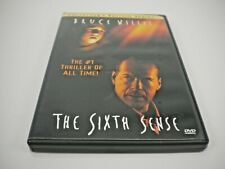 THE SIXTH SENSE DVD (GENTLY PREOWNED)