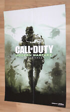 CALL OF DUTY Infinite Warfare / Modern Warfare Remasteres Poster PS4 Xbox One