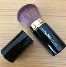 Mac - Make up brush - Retractable - for Blusher/Foundation & Bronzer Application