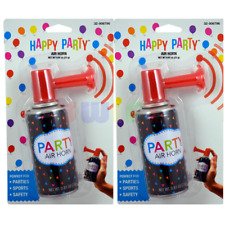 2pk Air Horn Portable Hand Held Security Safety Party Sports Boat Loud Blast
