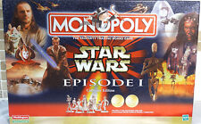 Monopoly - Star Wars Episode1 Collectors Edition