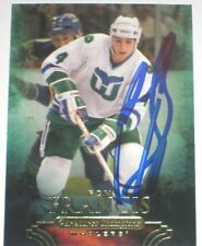 RON FRANCIS SIGNED 11-12 UD PARKHURST CHAMPIONS HARTFORD WHALERS CARD  AUTOGRAPH! a65c93db9