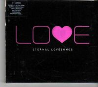 (FK92) Love, Eternal Lovesongs, 38 tracks various artists - 2 CDs - 2003 CD