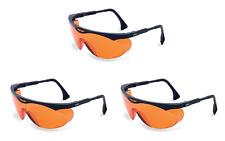 Uvex Skyper Blue Light Blocking Computer Glasses With SCT-Orange Lens (S1933X)