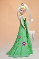 Hallmark: Elsa - In Green Spring Dress - Disney Frozen  Gift Ornament