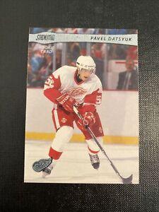 2001-02 Topps Stadium Club Pavel Datsyuk RC 🔥🔥🔥
