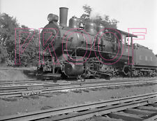 East Broad Top (EBT) Engine 3 at Mount Union, PA (View 2) - 8x10 Photo