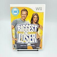 Biggest Loser (Nintendo Wii, 2009) Home Exercise Game Complete CIB Tested Works