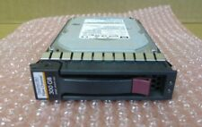 HP 300Gb 15k Dual Port Fibre Channel FC Hard Drive HDD+Caddy 454411-001 AG690A
