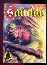 Sandor n°41 Editions Impéria, 1968 Pirates