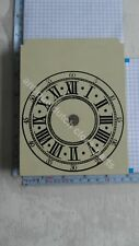 DUTCH SCHIPPERTJE WALL CLOCK DIAL PLATE UNFINISHED