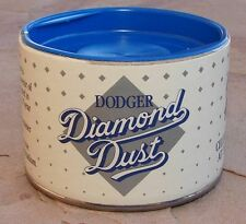 Los Angeles Dodgers Game Used Dirt Dodger Stadium 25th Anniversary 1962-1987