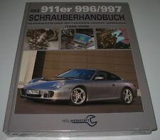 Reparaturanleitung Porsche 911 Typ 996 / 997 Schrauberhandbuch Raparatur NEU!