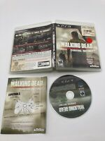 Sony PlayStation 3 PS3 CIB Complete Tested The Walking Dead: Survival Instinct