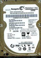 SEAGATE SATA 320GB ST320LT012, PN  9WS14C-070,  FW 0001LVM1, WU, W0V