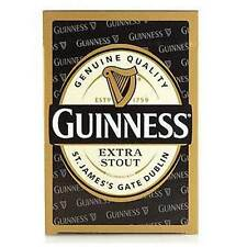New Irish Guinness Playing Cards - Ireland - Licensed Stock