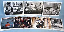 1964 Jerry Lewis The Patsy 6 Original Studio Stills Color & b&w Movie Photos
