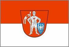 Fahne Flagge Freiberg 20 x 30 cm Bootsflagge Premiumqualität