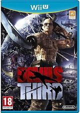 Devil's Third for Nintendo Wii U (WiiU) Brand New & Factory Sealed, Quick P&P!!