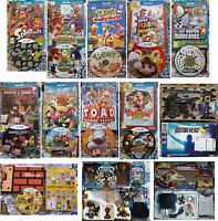 Juegos para Wii U: Splatoon, Mario, Yoshi, Skylanders, Guitar Hero y otros