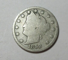 1898 Liberty Nickel (#86QQ)