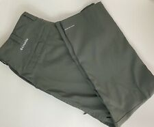 Mens Columbia Sportswear Omni-shield Advanced Repellency Pants 38/32