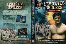 LES TETES BRULEES - Intégrale kiosque - dvd 10  - 2 Episodes