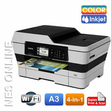 Brother MFC-J6920DW 4in1 A3 Wireless Multifunction Printer+Duplexer iPrint LC133