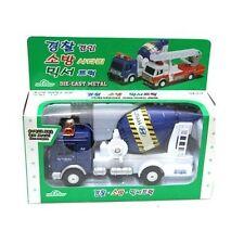 Hyundai concrete Mixer Truck Diecast Siren Lighting Toy