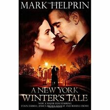 A New York Winter's Tale by Mark Helprin (Paperback) Book, New