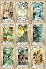 Vintage Lenormand neu new Tarot Orakelkarten Oracle Cards Kartendeck