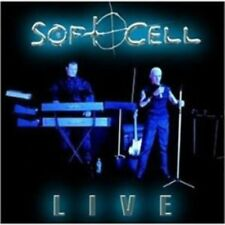Soft Cell - Live 2CD NEU