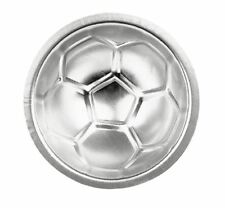 Anodized Aluminium Cake Mould Tin Football Soccer Ball (5pcs/set)