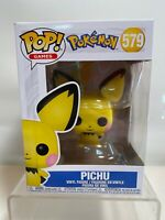 Funko Pop! Pokemon PICHU #579 Pop! Vinyl Figure NEW & IN STOCK NOW - UK