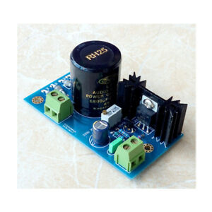 LM317 +TL431 High Precision Linear Regulated  Finished Power Supply