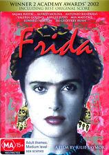 Frida * NEW DVD * Salma Hayek Antonio Banderas Alfred Molina