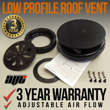 BLACK Rotating Vehicle Van Roof Vent  Ventilator  For FORD VAN / TRUCK / TRAILER