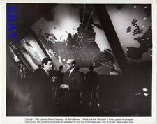 Director Stanley Kubrick Peter Sellers smoke cigs candid on set VINTAGE Photo